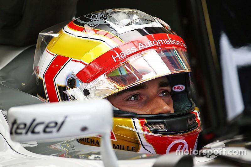 Леклер может принять участие в тестах Ferrari
