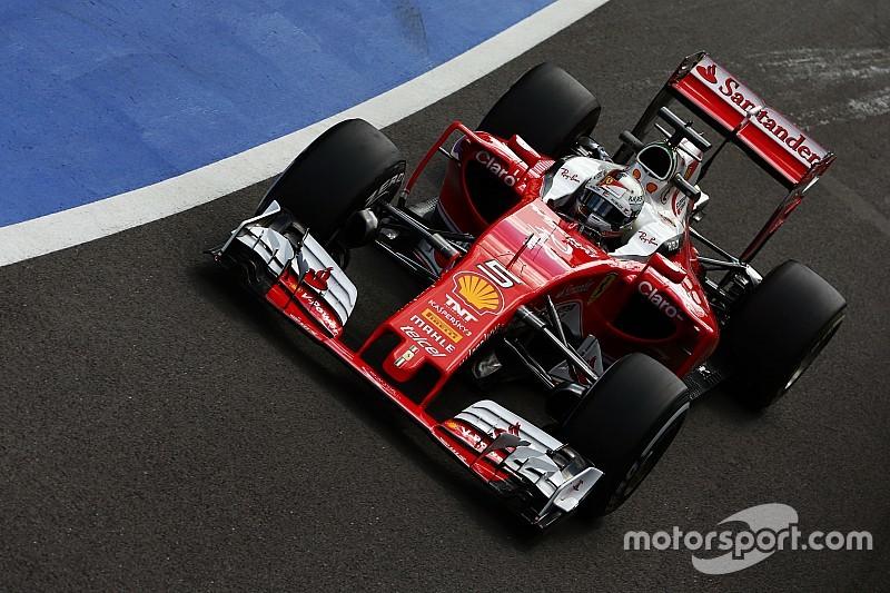 """Vettel: """"El cuarto lugar es un objetivo factible"""""""