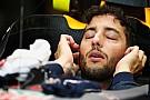 Ricciardo, frustrado porque Verstappen lo superó
