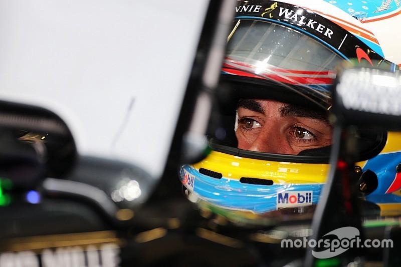 Alonso asume que le quitaran la vuelta a pesar de perder tiempo