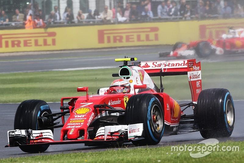 "Raikkonen: ""la próxima carrera será una historia diferente"""
