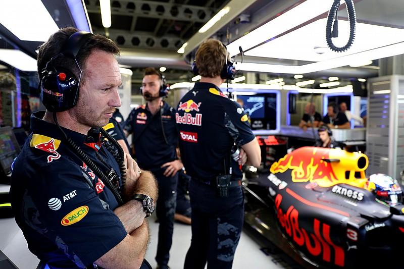 """Horner: """"Lage straf Rosberg vrijbrief voor andere teams"""""""