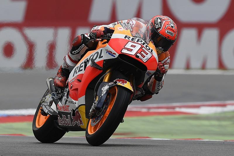 """Marquez: """"Al Sachsenring punterò al podio e voglio lottare per vincere"""""""
