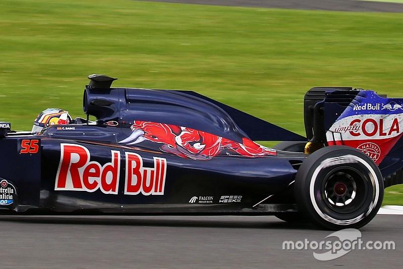 Toro Rosso: nuovo cofano motore per migliorare il raffreddamento