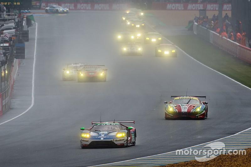 Geen BoP penalty voor Ford en Ferrari