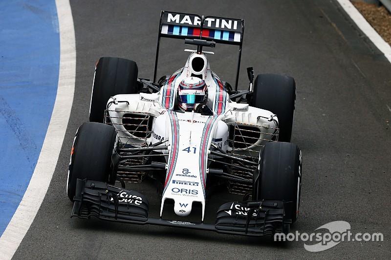 Williams опробует новое днище в Венгрии