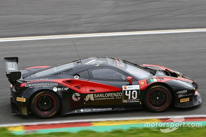 Super GT3-GT3: al Mugello pole di Mancinelli e Bortolotti