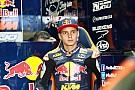 Bendsneyder derde in kletsnatte warm-up Duitse GP
