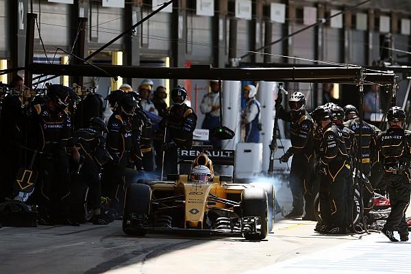 Renault: Pit-stop hatası tekrarlanmayacak