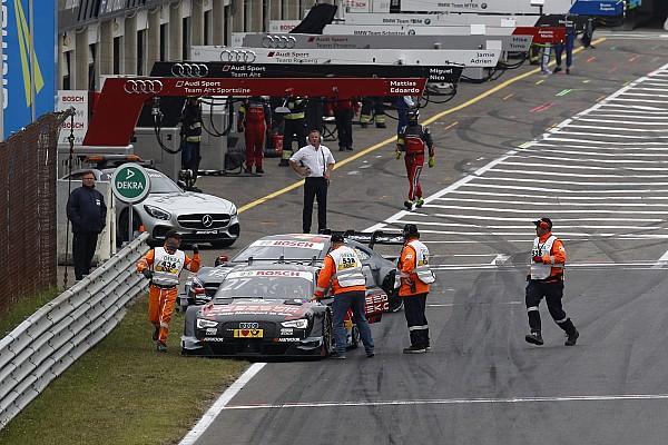Tambay ikinci yarışta yok, Rast ilk defa DTM yarışına çıkıyor