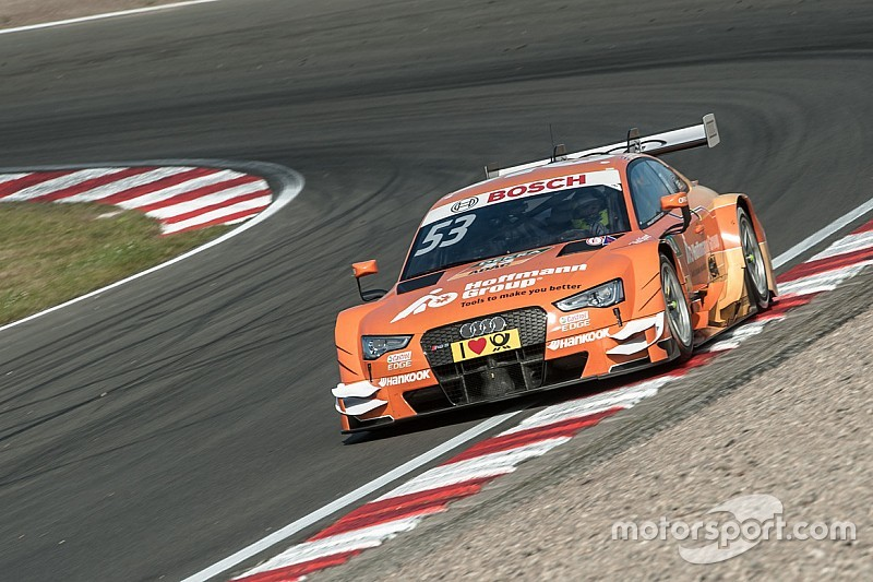 DTM in Zandvoort: Audi-Fahrer Jamie Green erobert Pole-Position