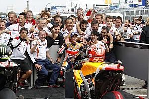 MotoGP Artículo especial Un hombre, un equipo