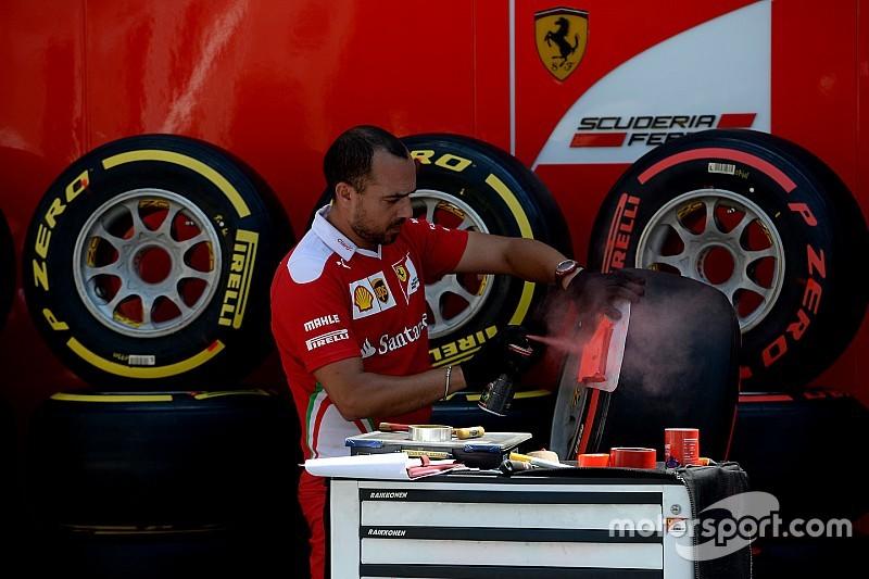 Ferrari заказала наибольшее количество SuperSoft для ГП Германии