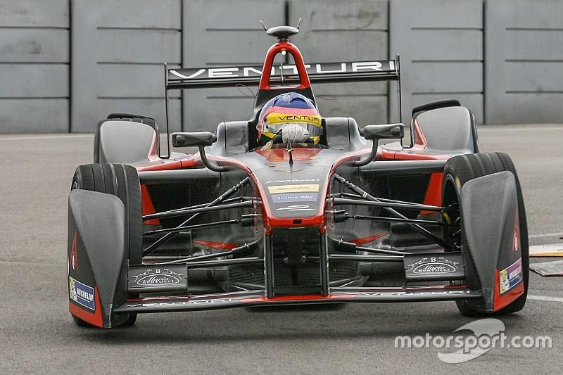 Villeneuve quisiera regresar a Fórmula E