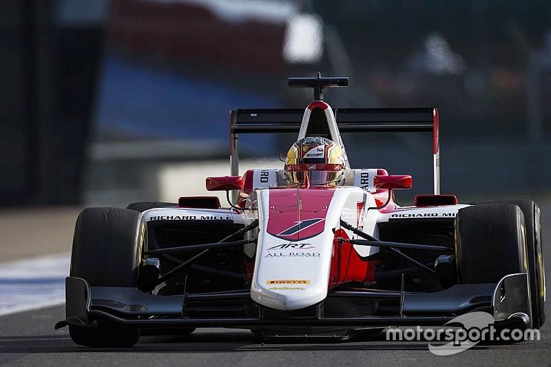 لوكلير يقول أنّ فريق آرت غران بري يعمل كفريقٍ للفورمولا واحد