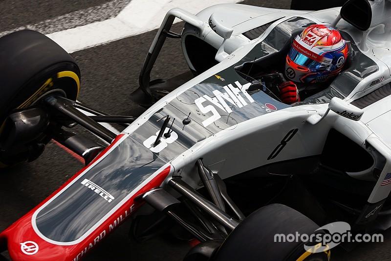 Haas arbeitet an Upgrade für Formel-1-Rennen in Singapur