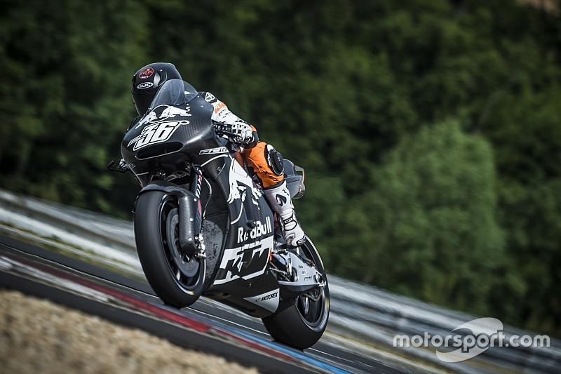 Дебют KTM в MotoGP состоится на Гран При Валенсии