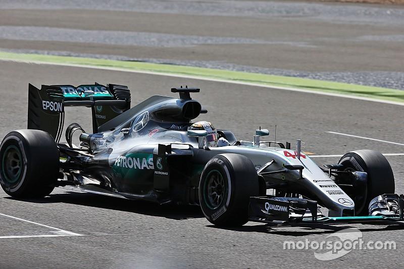 匈牙利大奖赛FP1:汉密尔顿第一,梅赛德斯遥遥领先