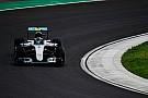 Rosberg lideró la segunda sesión en Hungría y Hamilton chocó