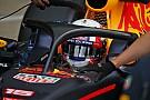 Muestran Imágenes impactantes del Halo a pilotos de F1