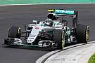 Horner quiere que los comisarios revisen la vuelta de Rosberg