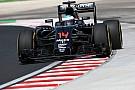 Alonso ärgert sich über Dreher: