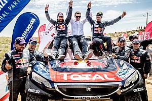 Rallye-Raid Actualités Cyril Despres, la preuve par quatre