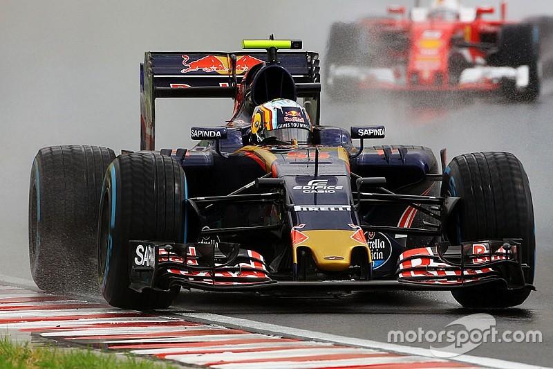 Sainz Jr regala il sesto posto alla Toro Rosso, ma la STR11 è altalenante...