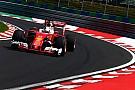 """Vettel dice que Ferrari fue """"mucho más veloz"""" que Red Bull"""