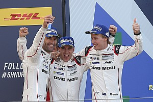 WEC Rennbericht WEC am Nürburgring: Porsche siegt klar vor Audi, Toyota ohne Chance