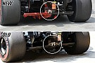 Breve análisis técnico: Aletín de la estructura de choque del McLaren MP4-31