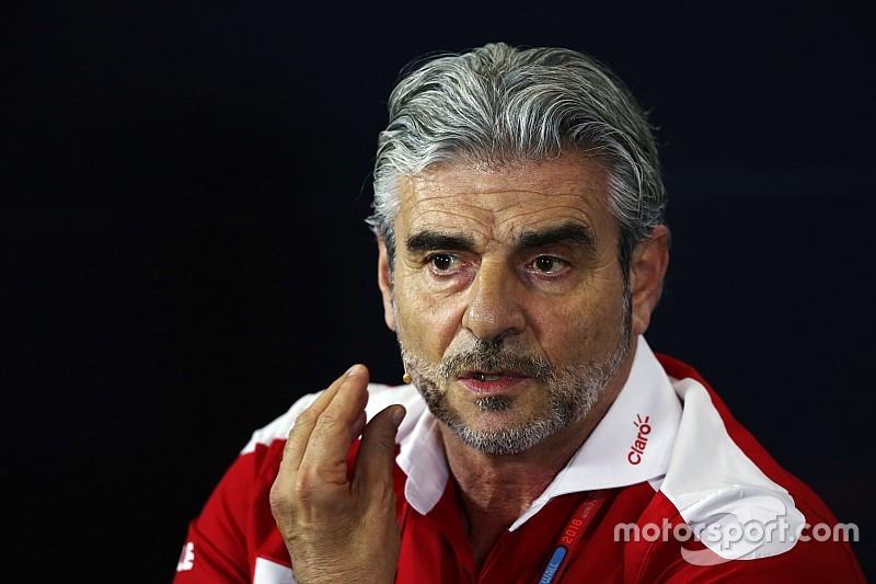 """Arrivabene: """"Non voglio parlare del direttore tecnico del 2017"""""""