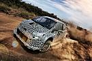 Video: Erste Fahrbilder vom neuen Toyota Yaris WRC für 2017
