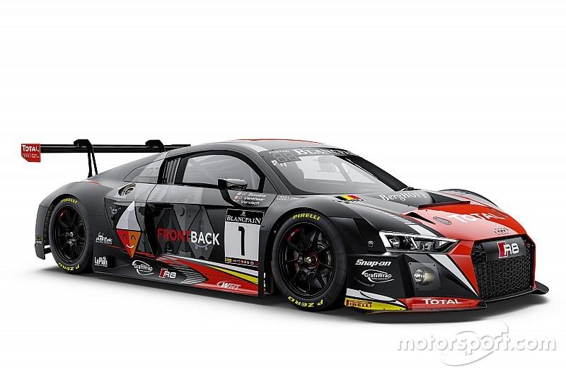 24h Spa: Das Aufgebot von Audi