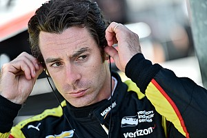 IndyCar Interview Pagenaud -