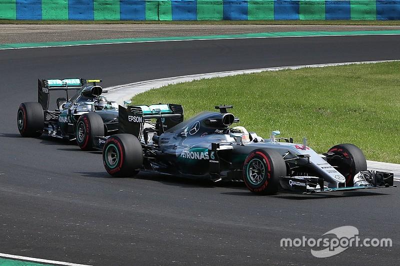 Mercedes: Entscheidung im Titelkampf Hamilton vs. Rosberg erst beim Finale