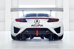 GT Feature Bildergalerie: Neue Aufnahmen vom Acura NSX GT3
