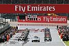 Formule 1 bereikt akkoord over staande starts bij regenraces