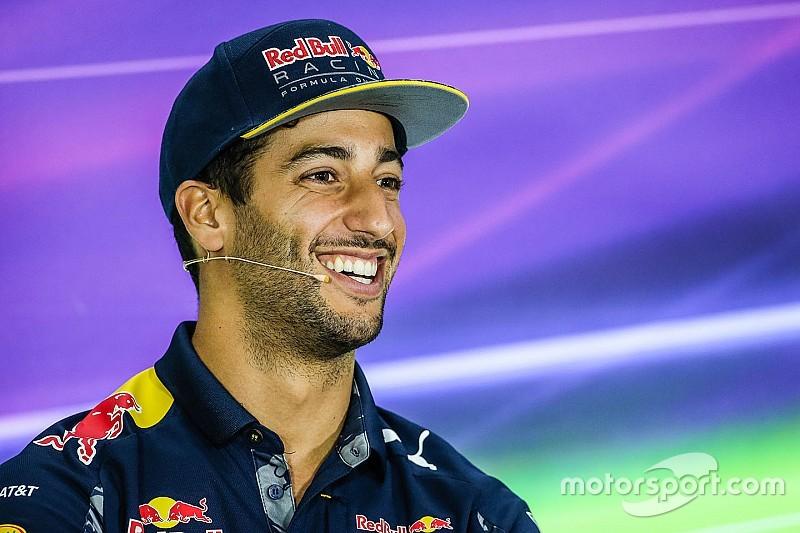 """Ricciardo: """"El Halo no cambiará nuestra forma de ser """""""