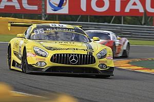 Blancpain Endurance Résumé de qualifications Mercedes verrouille les six premières places sur la grille à Spa !
