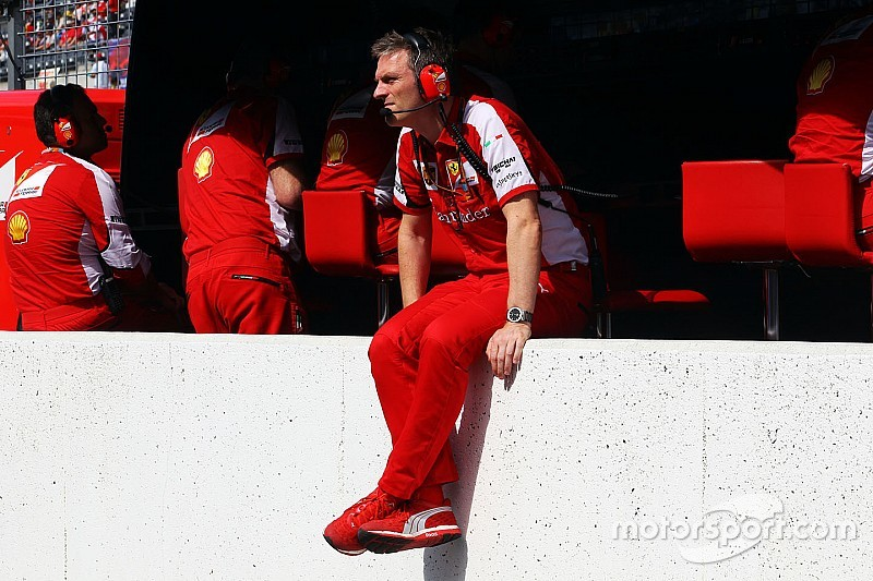 Джок Кліа: пристрасть - рухома сила для Ferrari
