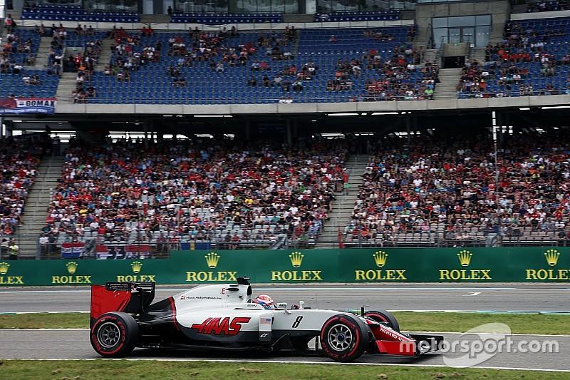 Grosjean penalizará en la parrilla por reemplazo de caja de cambios