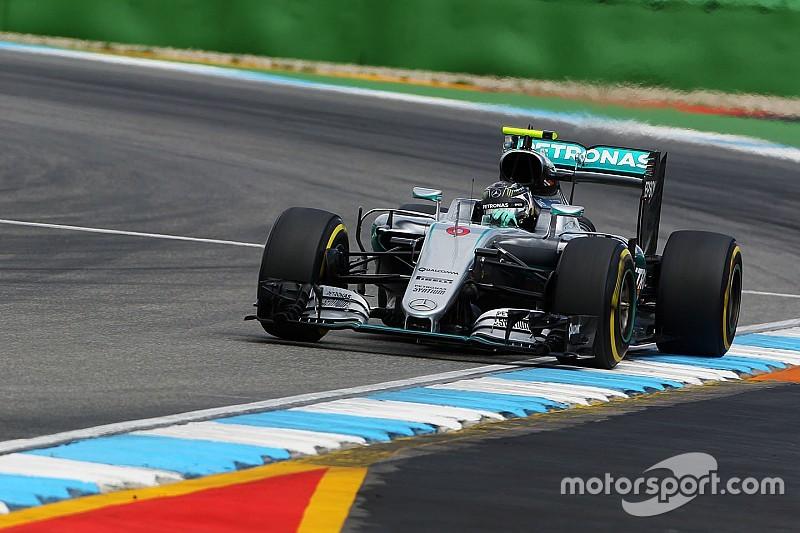 """Mercedes-Technikchef: Rosberg hat in Q3 """"die Kontrolle über das Gaspedal verloren"""""""