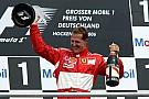 Hoy hace 10 años: la última victoria de Schumacher en Hockenheim