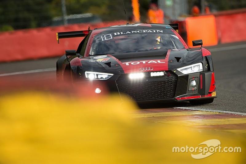 Uur 4: WRT Audi met Vanthoor het sterkst