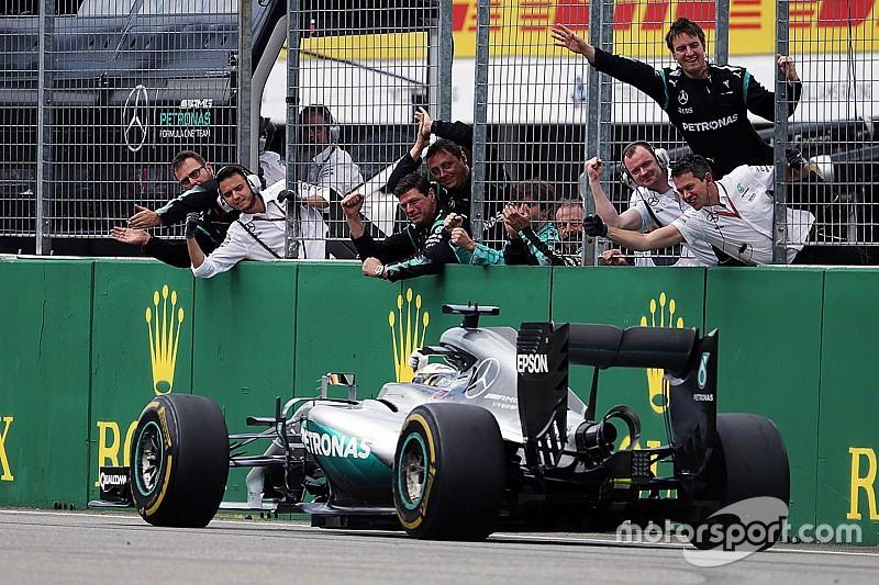 """Hamilton: """"La mia rimonta su Nico è stata inimmaginabile"""""""
