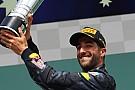 Ricciardo verkozen tot Driver of the Day in GP van Duitsland