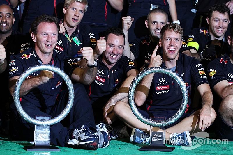Die schottischen Wurzeln von Red Bull Racing