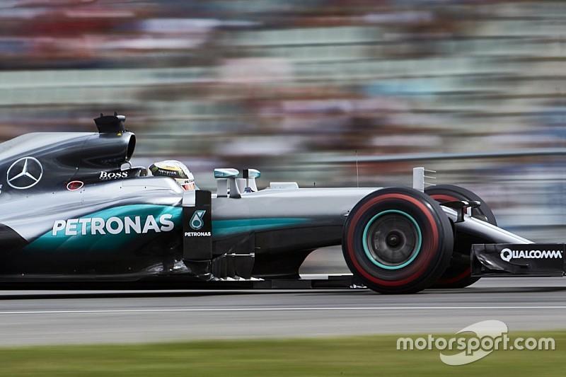 """Hamilton: """"Il vantaggio in classifica non è ancora sufficiente"""""""