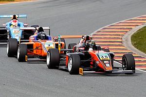 Formula 4 Résumé de course Kami Laliberté accroche un top-10 au Nürburgring